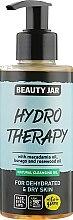 """Parfüm, Parfüméria, kozmetikum Arcisztító olaj dehidratált bőrre """"Hydro Therapy"""" - Beauty Jar Natural Cleansing Oil"""