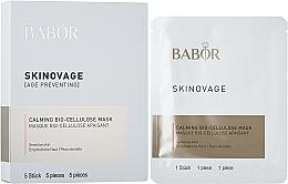 Parfüm, Parfüméria, kozmetikum Biocelulóz arcmaszk - Babor Skinovage Calming Bio-Cellulose Mask