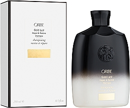 Parfüm, Parfüméria, kozmetikum Helyreállító sampon - Oribe Gold Lust Repair & Restore Shampoo