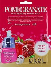 Parfüm, Parfüméria, kozmetikum Revitalizáló szövetmaszk gránátalma kivonattal - Ekel Pomegranate Ultra Hydrating Essence Mask