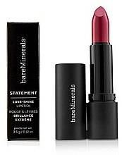 Parfüm, Parfüméria, kozmetikum Ajakrúzs - Bare Escentuals Bare Minerals Statement Luxe Shine Lipstick