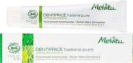 Parfüm, Parfüméria, kozmetikum Fogkrém - Melvita Dentifrice Pure Breath Toothpaste