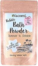 "Parfüm, Parfüméria, kozmetikum Fürdőpúder ""Görög nyár"" - Nacomi Bath Powder"