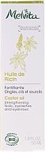 Parfüm, Parfüméria, kozmetikum Ricinusolaj szemöldökre, körömre - Melvita Huiles De Beaute Castor Oil