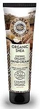 Parfüm, Parfüméria, kozmetikum Tápláló kézkrém - Planeta Organica Organic Shea Hand Cream