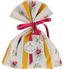 Parfüm, Parfüméria, kozmetikum Aromazsák, sárga csíkos - Essencias De Portugal Tradition Charm Air Freshener