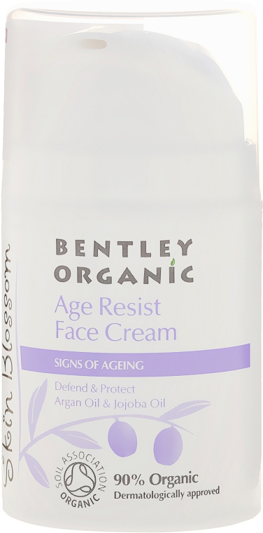 Arckrém - Bentley Organic Skin Blossom Age Resist Face Cream
