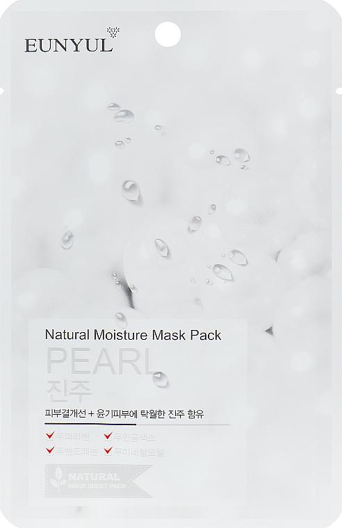 Arcmaszk gyöngy kivonattal - Eunyul Natural Moisture Mask Pack-Pearl