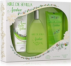 Parfüm, Parfüméria, kozmetikum Instituto Espanol Aire de Sevilla Azahar - Szett (edt/150ml + b/cr/150ml + sh/gel/150ml)