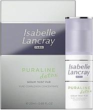 Parfüm, Parfüméria, kozmetikum Szérum problémás bőrre - Isabelle Lancray Puraline Detox Pure Complexion Concentrate