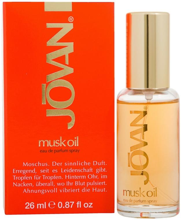 Jovan Musk Oil - Parfüm olaj