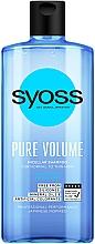 Parfüm, Parfüméria, kozmetikum Micellás sampon normál és töredezett hajra - Syoss Pure Volume Micellar Shampoo
