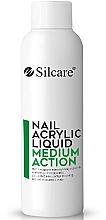 Parfüm, Parfüméria, kozmetikum Akril folyadék - Silcare Nail Acrylic Liquid Standart Medium Action