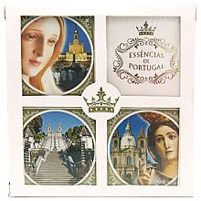 Parfüm, Parfüméria, kozmetikum Szett - Essencias De Portugal Religious Collection (soap4x50g)