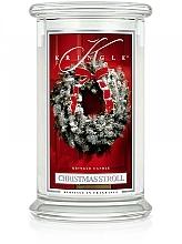 Parfüm, Parfüméria, kozmetikum Illatosított gyertya üvegben - Kringle Candle Christmas Stroll