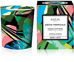 Parfüm, Parfüméria, kozmetikum Illatosított gyertya - Baija Sieste Tropicale Scented Candle