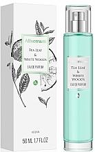 Parfüm, Parfüméria, kozmetikum Allvernum Tea Leaf & White Woods - Eau De Parfum
