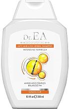 Parfüm, Parfüméria, kozmetikum Hajhullás elleni sampon fakó hajra  - Dr.EA Anti-Hair Loss Herbal Sunless Hair Shampoo