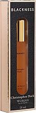 Parfüm, Parfüméria, kozmetikum Christopher Dark Blackness - Eau de Parfum (mini)