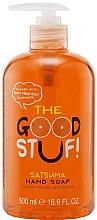 Parfüm, Parfüméria, kozmetikum Folyékony szappan mandarin illattal - The Good Stuff Satsuma Hand Wash