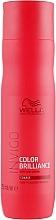 Parfüm, Parfüméria, kozmetikum Sampon festett hajra - Wella Professionals Invigo Brilliance Coarse Hair Shampoo