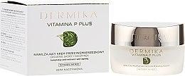 Parfüm, Parfüméria, kozmetikum Hidratáló krém ráncok ellen - Dermika Vitamina P Plus Face Cream