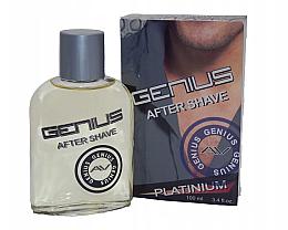Parfüm, Parfüméria, kozmetikum Borotválkozás utáni lotion - Genius Platinium After Shave