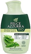 Parfüm, Parfüméria, kozmetikum Intim mosakodó szappan - Felce Azzurra BIO Aloe Vera&Green Tea