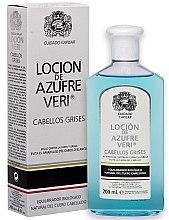 Parfüm, Parfüméria, kozmetikum Hajhullás elleni lotion - Intea Azufre Veri Balance Lotion for Grey Hair
