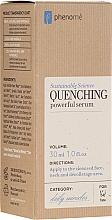 Parfüm, Parfüméria, kozmetikum Mélyhidratáló arcszérum - Phenome Quenching Powerful Serum
