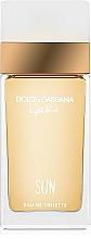 Parfüm, Parfüméria, kozmetikum Dolce&Gabbana Light Blue Sun Pour Femme - Eau De Toilette