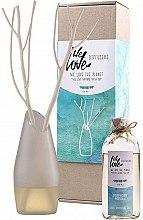 Parfüm, Parfüméria, kozmetikum Aromadiffúzor üveg vázával - We Love The Planet Spirtual Spa Diffuser