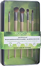 """Parfüm, Parfüméria, kozmetikum Sminkecset készlet """"1627"""", 5db - Ecotools Daily Defined Eye Kit"""