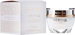 Parfüm, Parfüméria, kozmetikum Fiatalító nappali krém SPF 15 - Oriflame NovAge Time Restore