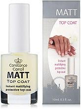 Parfüm, Parfüméria, kozmetikum Fedőlakk - Constance Carroll Matt