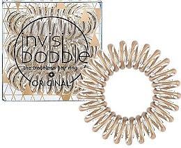 Parfüm, Parfüméria, kozmetikum Hajgumi - Invisibobble Original Bronze Me Pretty