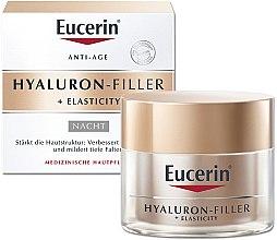 Parfüm, Parfüméria, kozmetikum Anti-age éjszakai arckrém - Eucerin Hyaluron-Filler + Elasticity Night Cream