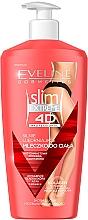 Parfüm, Parfüméria, kozmetikum Erősítő testtej - Eveline Cosmetics Slim Extreme 4D