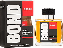 Parfüm, Parfüméria, kozmetikum Borotválkozás utáni lotion - Bond Classic After Shave Lotion
