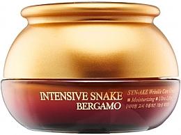 Parfüm, Parfüméria, kozmetikum Antia age krém kígyóméreggel - Bergamo Intensive Snake Wrinkle Care Cream