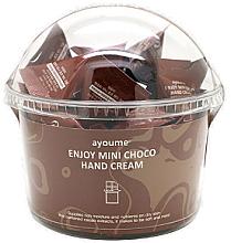 "Parfüm, Parfüméria, kozmetikum Kézkrém ""Csoki"" - Ayoume Enjoy Mini Choco Hand Cream"
