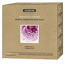 Parfüm, Parfüméria, kozmetikum Szett - Klorane Peony (shm/200ml + cond/150ml)