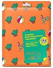 Parfüm, Parfüméria, kozmetikum Arc- és testtapasz kaktusz kivonattal - Patch Holic Sticker Soothing Patch Vacation