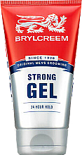 Parfüm, Parfüméria, kozmetikum Erősen fixáló hajzselé - Brylcreem Strong 24 Hour Hold Gel