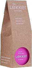 """Parfüm, Parfüméria, kozmetikum Natúr krém-izzadásgátló """"Levendula"""" - The Lekker Company Natural Lavender Deodorant"""