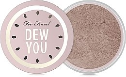 Parfüm, Parfüméria, kozmetikum Porpúder - Too Faced Dew You Fresh Glow Translucent Setting Powder
