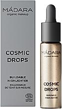 Parfüm, Parfüméria, kozmetikum Higlighter - Madara Cosmetics Cosmic Drops Buildable Highlighter