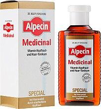 Parfüm, Parfüméria, kozmetikum Hajápoló tonik érzékeny bőrre - Alpecin Medicinal Special Vitamin Scalp And Hair Tonic