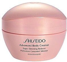 Parfüm, Parfüméria, kozmetikum Anti-cellulit testkrém - Shiseido Advanced Body Creator Super Slimming Reducer