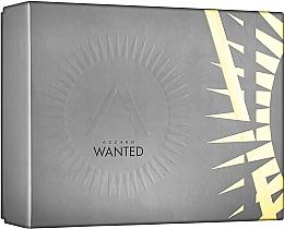 Parfüm, Parfüméria, kozmetikum Azzaro Wanted Set - Szett (edt/100ml + shm/100ml)